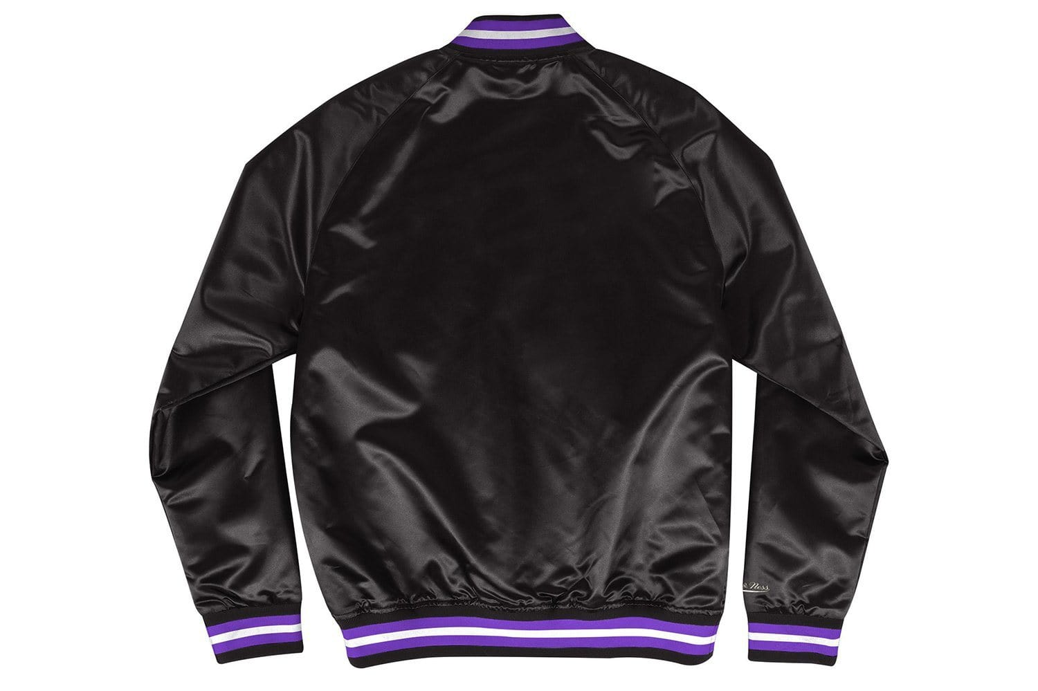 NBA RAPTORS LIGHTWEIGHT JACKET - LWSTJKS19TRAK MENS SOFTGOODS MITCHELL & NESS