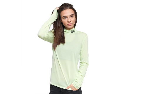 MONTY TISSUE MOCK NECK - 214512