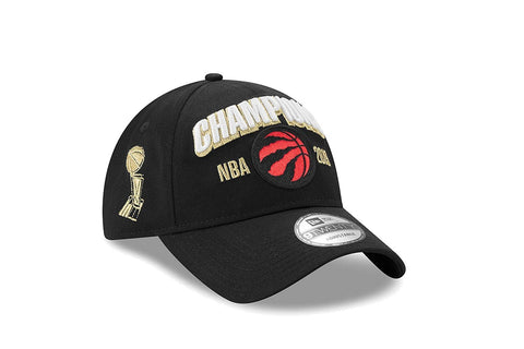 19 NBA TOR RAP FINAL CHAMP - 12141943 HATS NEW ERA