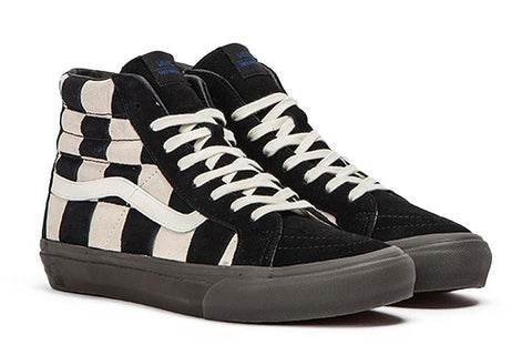 TH SK8-HI LX (WOVEN SUEDE)