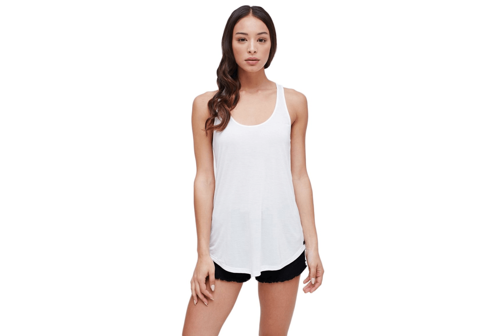 OFF DUTY TANK WOMENS SOFTGOODS OBEY WHITE XS