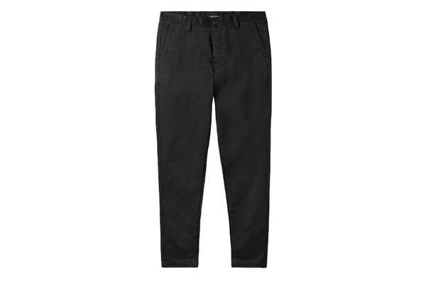 WOVEN TOKYO PANT MENS SOFTGOODS WINGS+HORNS BLACK 30
