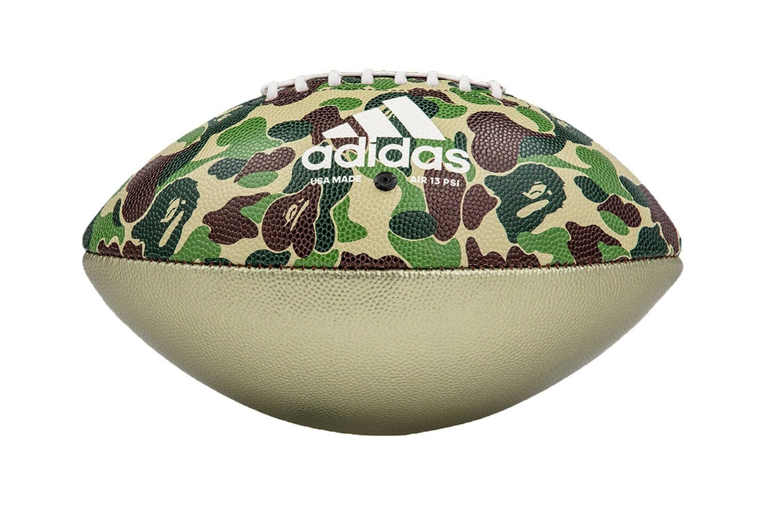 BAPE RIFLE FOOTBALL - CL5412 ACCESSORIES ADIDAS