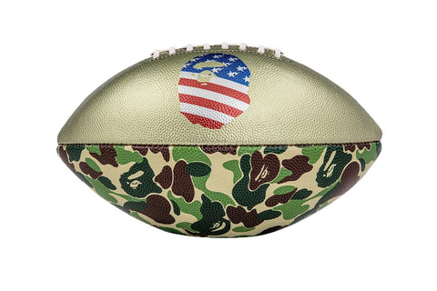 BAPE RIFLE FOOTBALL - CL5412