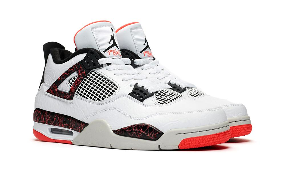 de05c47d949 AIR JORDAN 4 RETRO - 308497-116 MENS FOOTWEAR JORDAN
