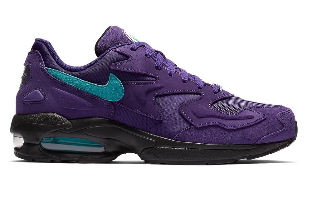 AIR MAX2 LIGHT - AO1741-500 MENS FOOTWEAR NIKE
