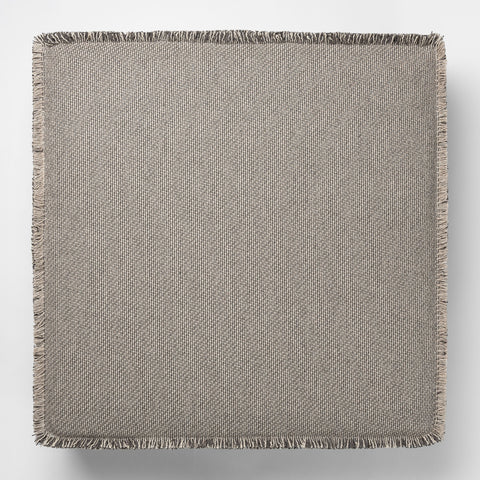 Cesta Outdoor Floor Cushion - Smoke