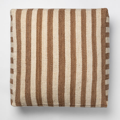 Pozo Handwoven Floor Cushion #1