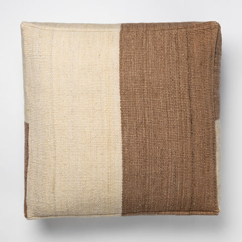 Pozo Handwoven Floor Cushion #3