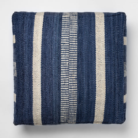 Pozo Handwoven Floor Cushion #8