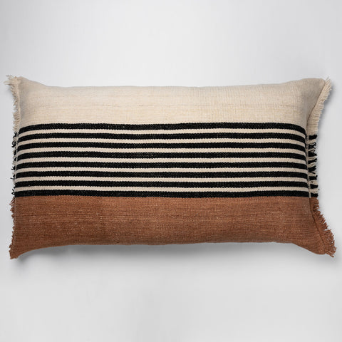 Sendero Handwoven Floor Cushion #1
