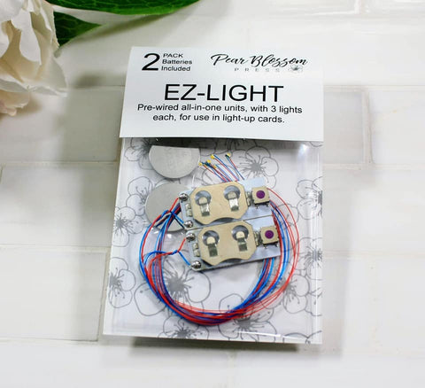 Pearblossom Press EZ Lights 2-pack