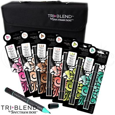 TriBlend Markers - Individual Markers