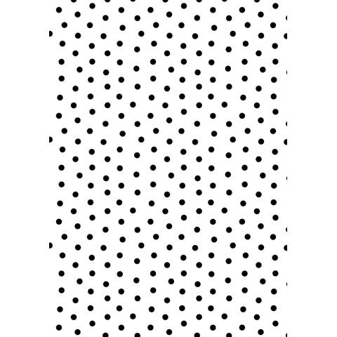 "Darice Embossing Folder - Point Dot Background (5""x 7"")"