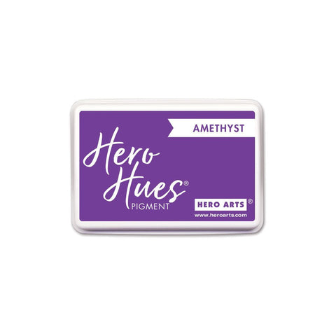 Hero Arts Pigment Ink Pad - Amethyst
