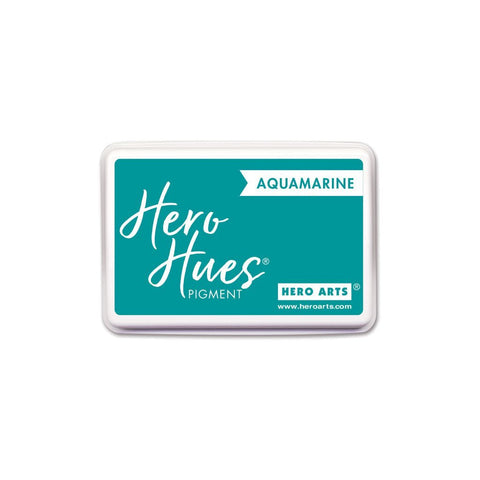 Hero Arts Pigment Ink Pad - Aquamarine