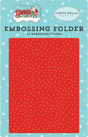 Carta Bella Whiteout Embossing Folder