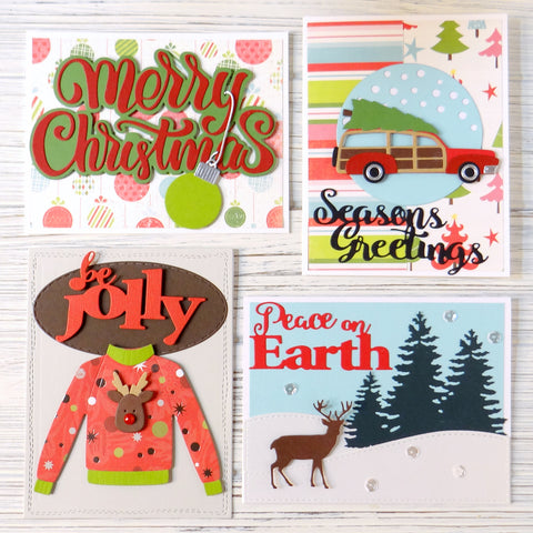 Card Kit: 5.4 Christmas in July Card Kit