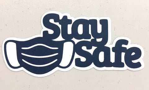 Covid-19 Diecut Collection - Stay Safe