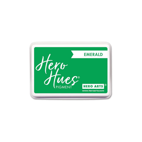 Hero Arts Pigment Ink Pad - Emerald