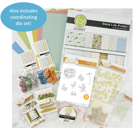 Spellbinders Good Life Project Kit - SPECIAL OFFER