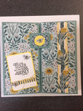 Adult Class: 8 - Sept. 6  Honey Bloomz Folio by Dare 2 B Artzy