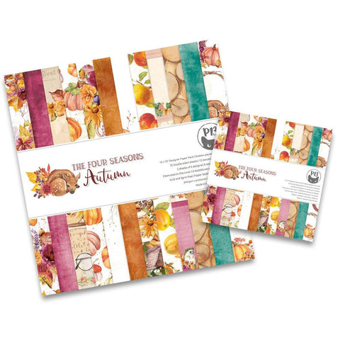 P13 - The Four Seasons Collection - Autumn 6x6 Paper Pack