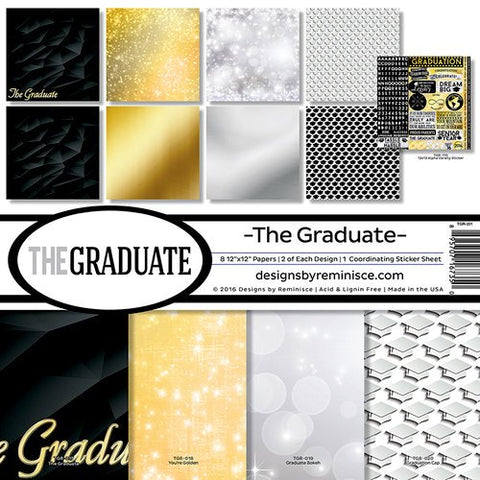 Reminisce The Graduate Collection Paper Pack