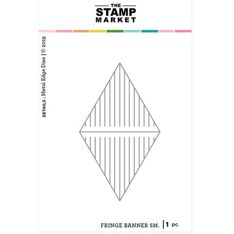 The Stamping Market Small Fridge Banner Die
