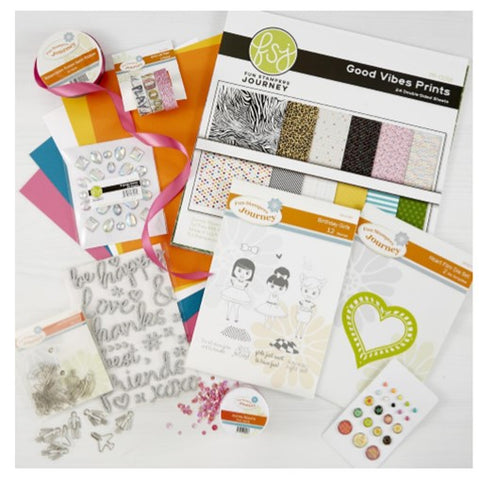 Spellbinders Sassy Girl Project Kit - SPECIAL OFFER