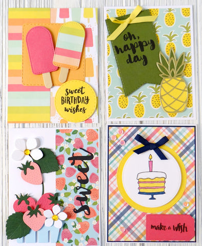 Card Kit: 5.1 - Sweet On You