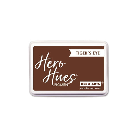 Hero Arts Pigment Ink Pad - Tiger's Eye