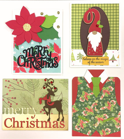 Card Kit: 5.5 We Need A Little Christmas Card Kit