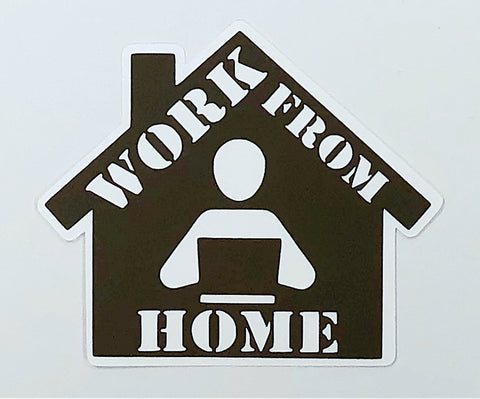 Covid-19 Diecut Collection - Work From Home
