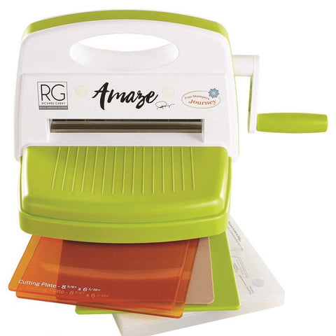 "Spellbinders/Fun Stampers Journey Amaze Die Cutting and Embossing Machine 6"" Platform - SPECIAL OFFER"