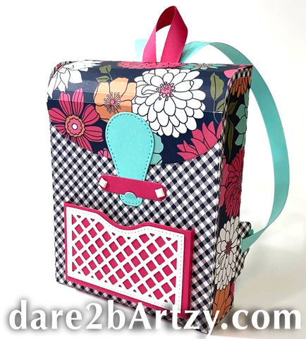 Dare 2B Artzy Backpack Die