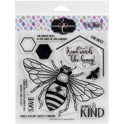 Colorado Craft Company Big & Bold Bee Stamps