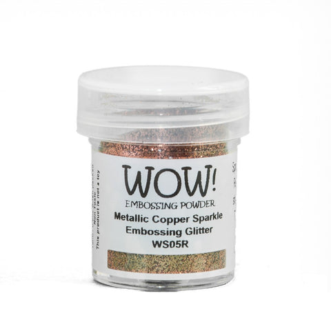 WOW! Metallic Copper Sparkle Regular Embossing Powder