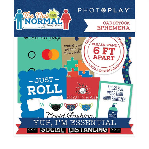PhotoPlay Limited Edition The New Normal Ephemera  - PREORDER