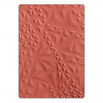 Sizzix 3D Geometric Embossing Folder
