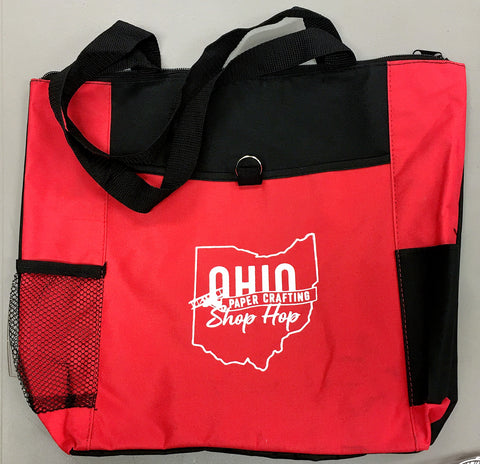 Ohio Shop Hop Tote Bag