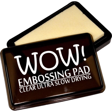 WOW! Slow Drying Embossing Ink pad
