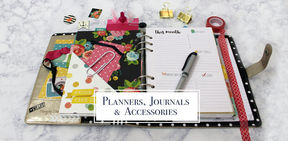 Legacy Paper Arts Planners