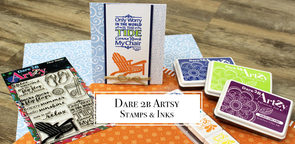 Legacy Paper Arts Stamps and Dies