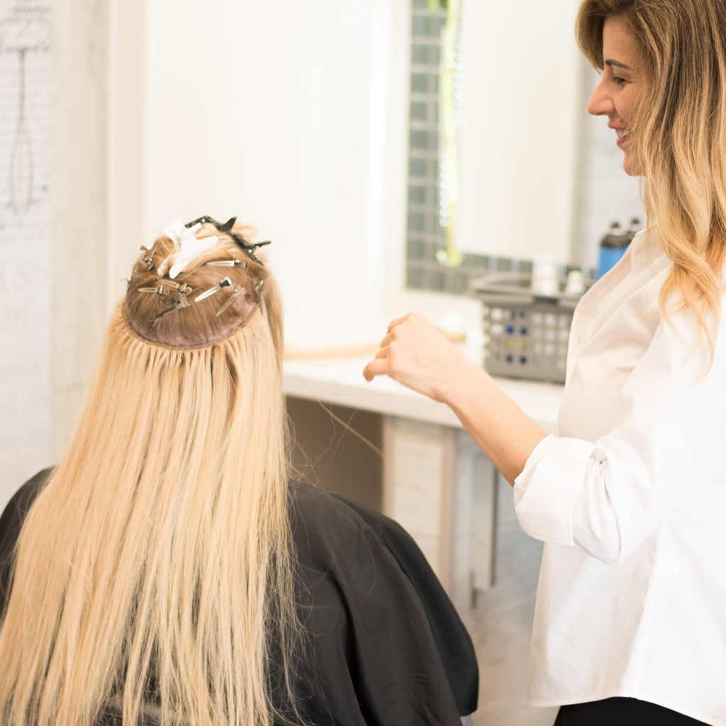 Taking Care Of Your Glamour Locks Hair Extensions