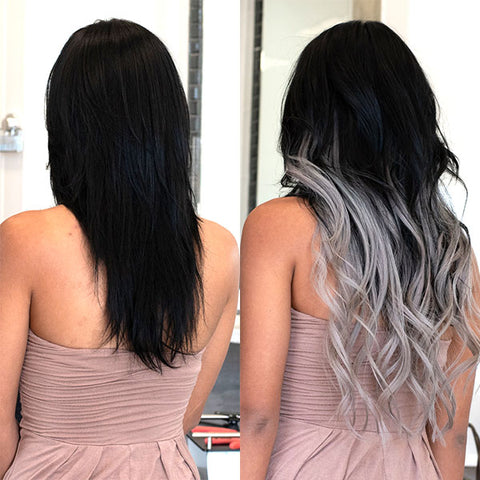 black-balayage-hair-extensions