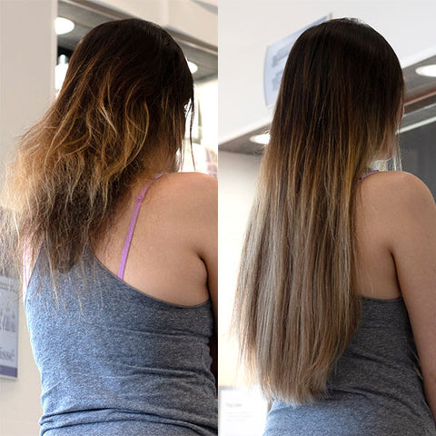 hair-extensions-with-highlights