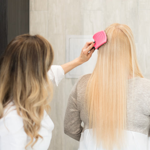 how-to-brush-your-hair-extensions