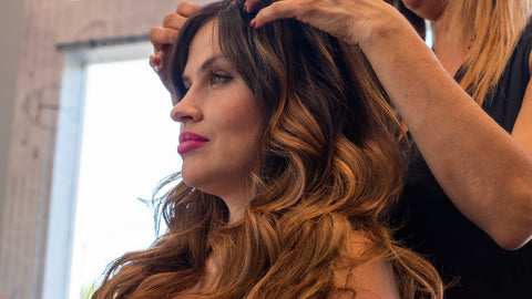 are your hair extensions non-damaging? – glamour locks hair extensions