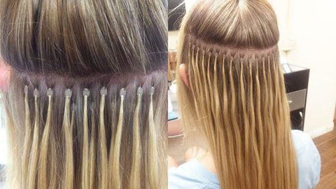 hair extensions damage